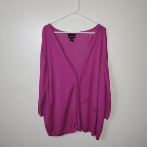 Lane Bryant Sweater With Defect